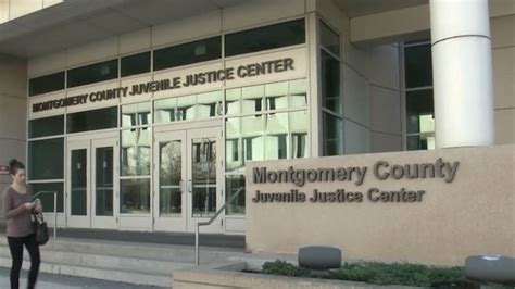 Montgomery County Juvenile Court Records 2 Million Grant Coming To Montgomery County To Help