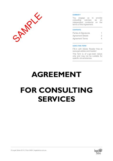 template for independent contractor agreement agreement for