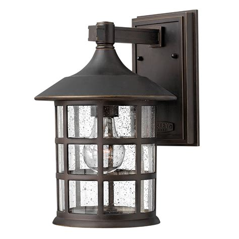 Hinkley Lighting Freeport 1 Light Outdoor Wall Lantern For Outdoor Lights