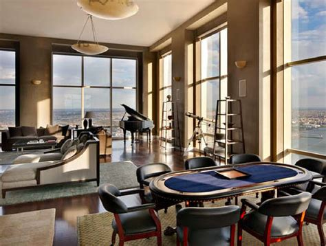 picture perfect luxurious modern penthouse in the trump derek jeter scores 15 5m for his trump tower bachelor pad