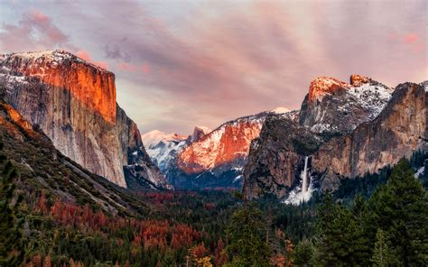 El Capitan Yosemite Valley 4K Wallpapers   HD Wallpapers