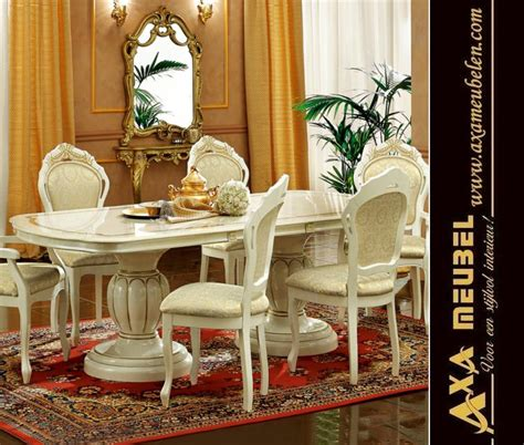 italienische möbel wohnzimmer klassische mobel beste beige gold hochglanz klassische