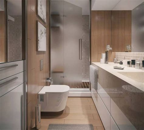 Pictures Of Small Modern Bathrooms 17 Best Ideas About Modern Small Bathrooms On Pinterest Modern Bathrooms Modern Bathroom