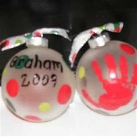 handprint ornament christmas craft for kids tip junkie