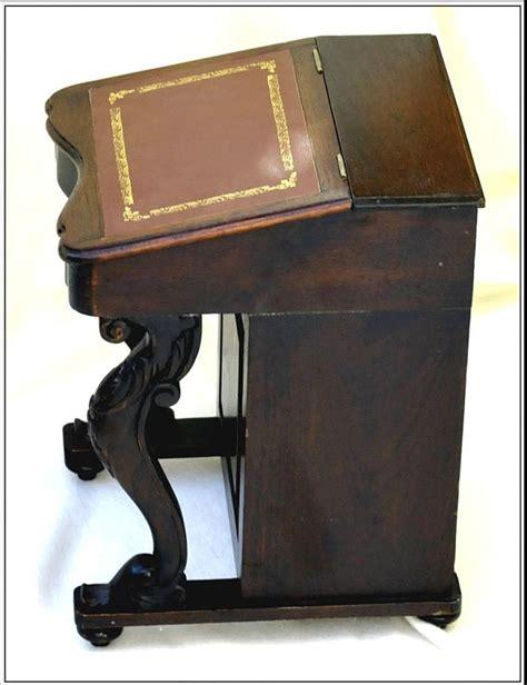 Captains Desk Antique by Antique Miniature Davenport Or Captain S Desk From