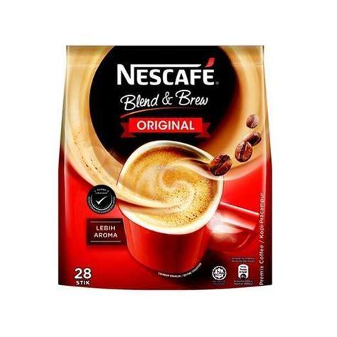 Nescafe Gold 3in1 20g X 10pcs drinks ben s independent grocer honestbee