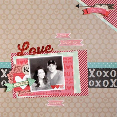 valentines scrapbook 335 best s scrapbooking images on