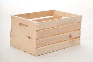 home depot wooden crates diy wooden crate with logs greenery and lights