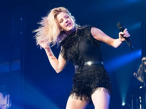 Performs In Orlando by Ellie Goulding Performs At A Concert In Orlando 06 04 2016
