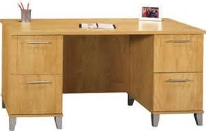 Small Computer Desk With File Drawer Bush Wc81428 03 Somerset 60 Inch Computer Desk 2 File