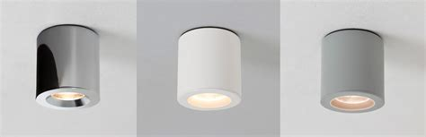 bathroom gu10 downlights astro kos ip65 zone 1 surface mounted led bathroom round