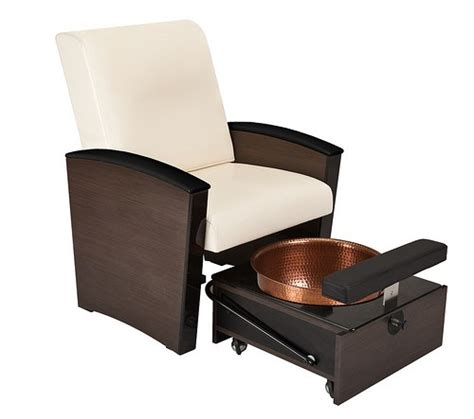 Pedicure And Manicure Chairs by Mystia Luxury Manicure Pedicure Chair