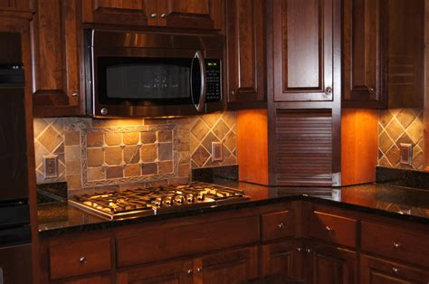 natural stone kitchen backsplash image gallery natural stone backsplash