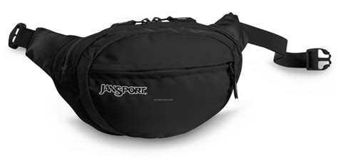 Tas Jansport Fifth Ave Black jansport fifth avenue waist pack china wholesale jansport fifth avenue waist pack