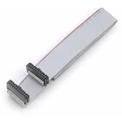 10 pin idc connector flat ribbon cable 26 pin 26 way f f connector idc flat rainbow ribbon cable