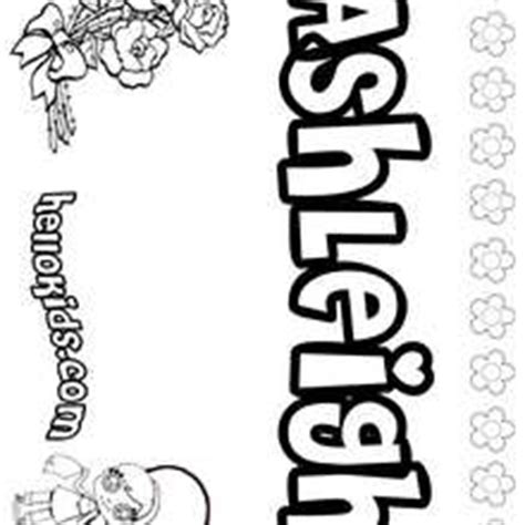 coloring pages of the name ashley ashleigh coloring page name coloring pages girls