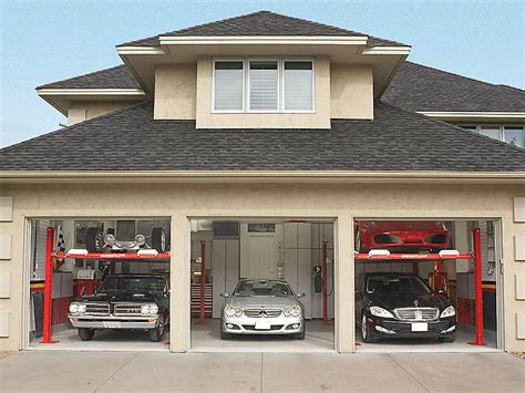 tiny house talk storage garage garage tour two tier car storage 2 7 reader s