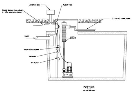 duplex lift station wiring diagram lift station plumbing