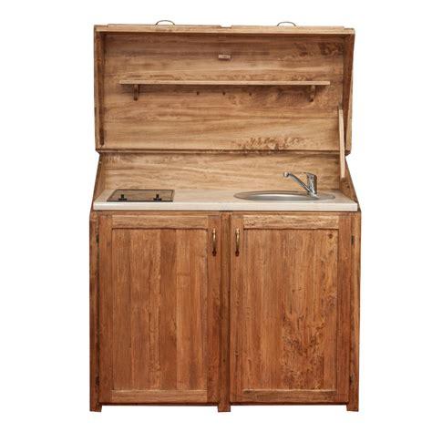 cucina piano cottura biscottini credenza cucina con frigo lavello e piano