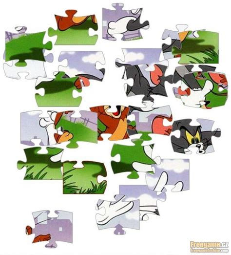 tom and jerry jigsaw puzzle freegamearchive