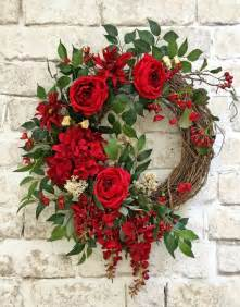 Grapevine Floral Design Home Decor The by 25 Best Ideas About Outdoor Wreaths On Pinterest Door