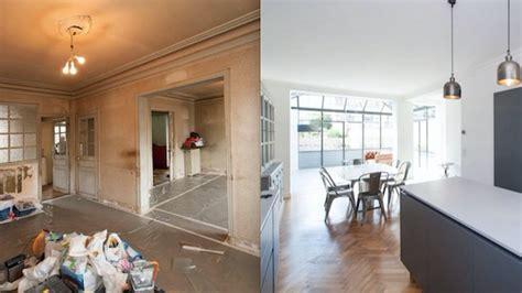Renovation Maison Avant Apres by R 233 Novation 224 4 Exemples Avant Apr 232 S Habiteum