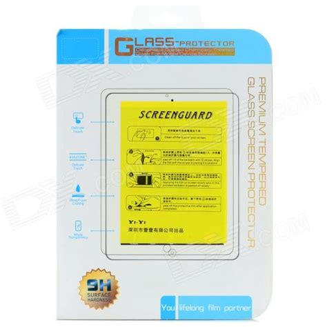 Tempered Glass Samsung Tab S T700 tempered glass clear screen protector for samsung galaxy