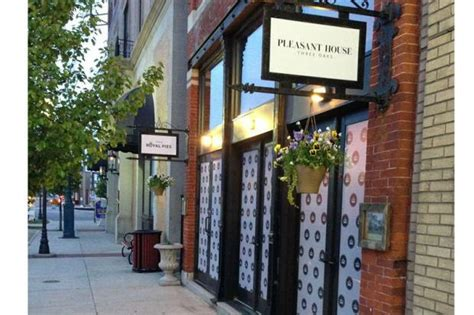 pleasant house bakery pleasant house bakery s michigan location to include microbrewery bridgeport