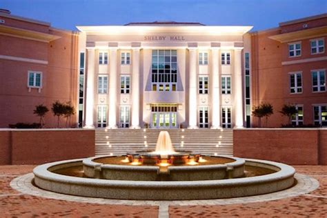 Of South Alabama Mba Cost by 30 Most Affordable Nursing Administration Degree Programs