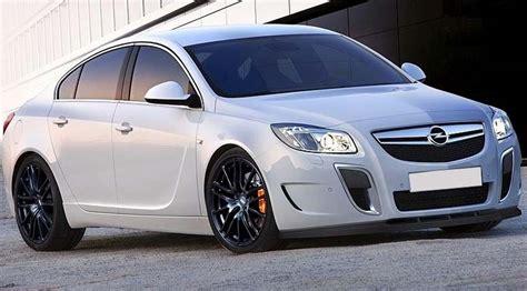 insignia opc st facelift autos weblog