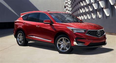 2020 Acura Rdx by Acura Rdx 2020