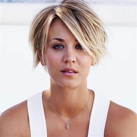 kaley cuoco hairstyles haircuts short pixie bangs updos best 25 kaley cuoco ideas on pinterest kaley cuocco
