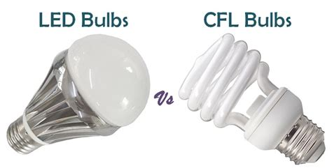 Make Way For Led Ge To Cease Production Of Cfl Lightbulbs Led Light Bulb Vs Fluorescent