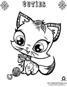 printing coloring pictures cuties coloring pages printable coloring home
