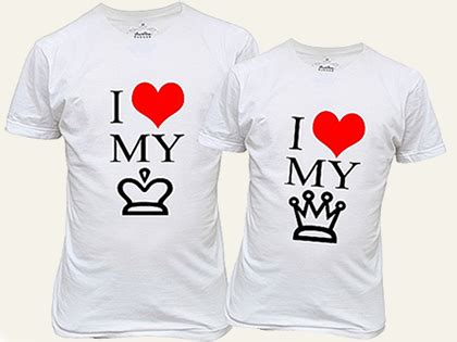 T Shirts For Couples Design Shirts