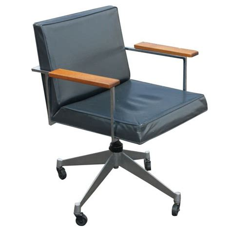 Desk Chair by George Nelson For Herman Miller Desk Chair At 1stdibs