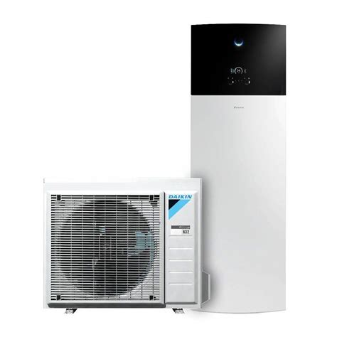 pompa  calore aria acqua daikin altherma integrated