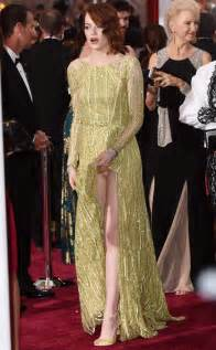 Academy Awards Wardrobe Malfunction has an oscars wardrobe malfunction accidentally flashes crotch on the carpet
