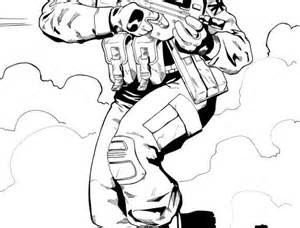 call duty 2 zombies coloring pages coloring pages