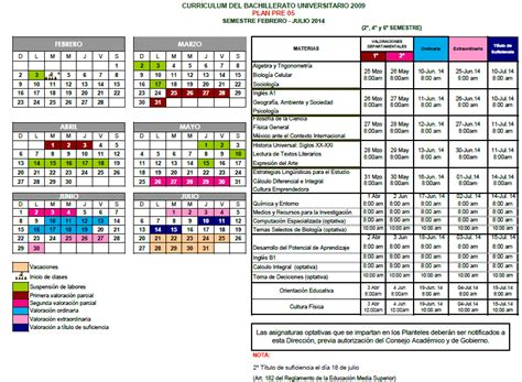 Calendario Escolar Uaemex 2015 Plantel Quot Isidro Fabela Alfaro Quot Calendario Escolar Feb