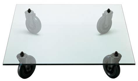 glastisch couchtisch 2744 table basse gae aulenti 100 x 100 cm fontana arte made
