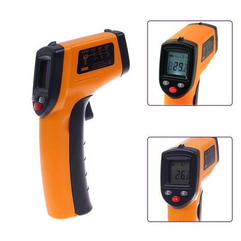 Infrared Thermometer Gm320 Termometer infrared thermometer gm320 termometer inframerah elevenia