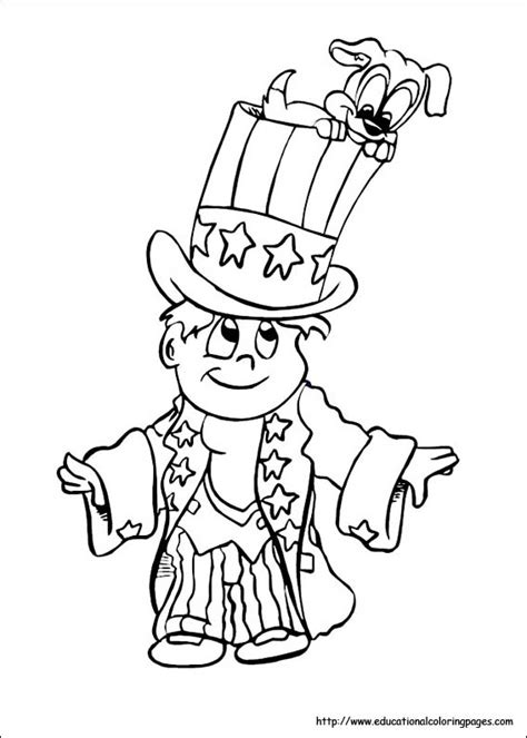 4th of july coloring pages preschool 4th of july coloring pages educational fun kids coloring