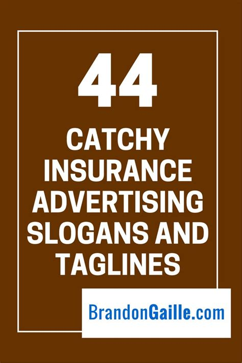 boat insurance direct line 45 catchy insurance advertising slogans and taglines