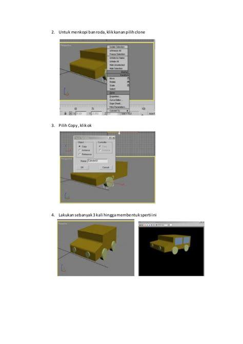 tutorial membuat tempat tidur di 3ds max cara membuat meja kursi dan mobil di 3ds max