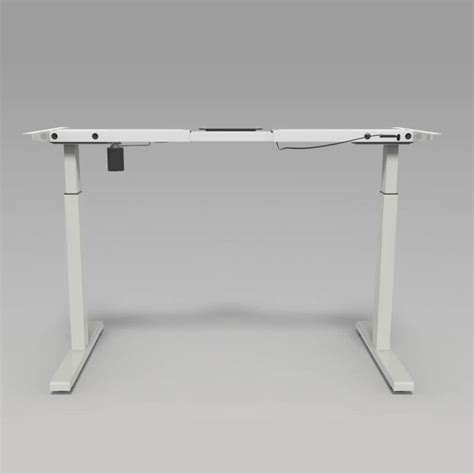 Electric Height Adjustable Stand Up Desk Motorised Frame Table Electric Height Adjustable Desk Frame