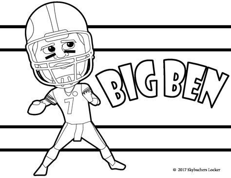 pittsburgh steelers helmet coloring page the best helmet