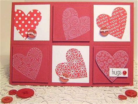 Handmade Valentines Card Design - handmade valentines card card ideas