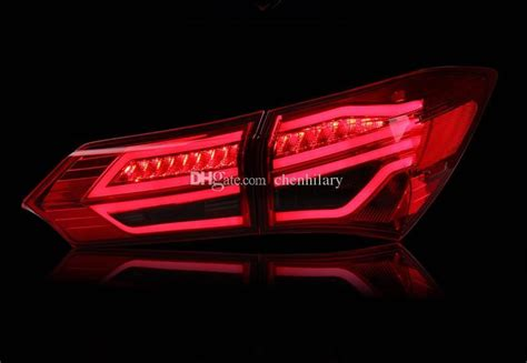 Stop L L Led Toyota Altis 2001 2007 Berkualitas 2018 car styling led taillights for toyota corolla 2014