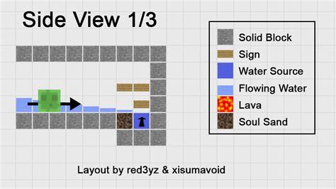 automatic slime farm minecraft tutorial